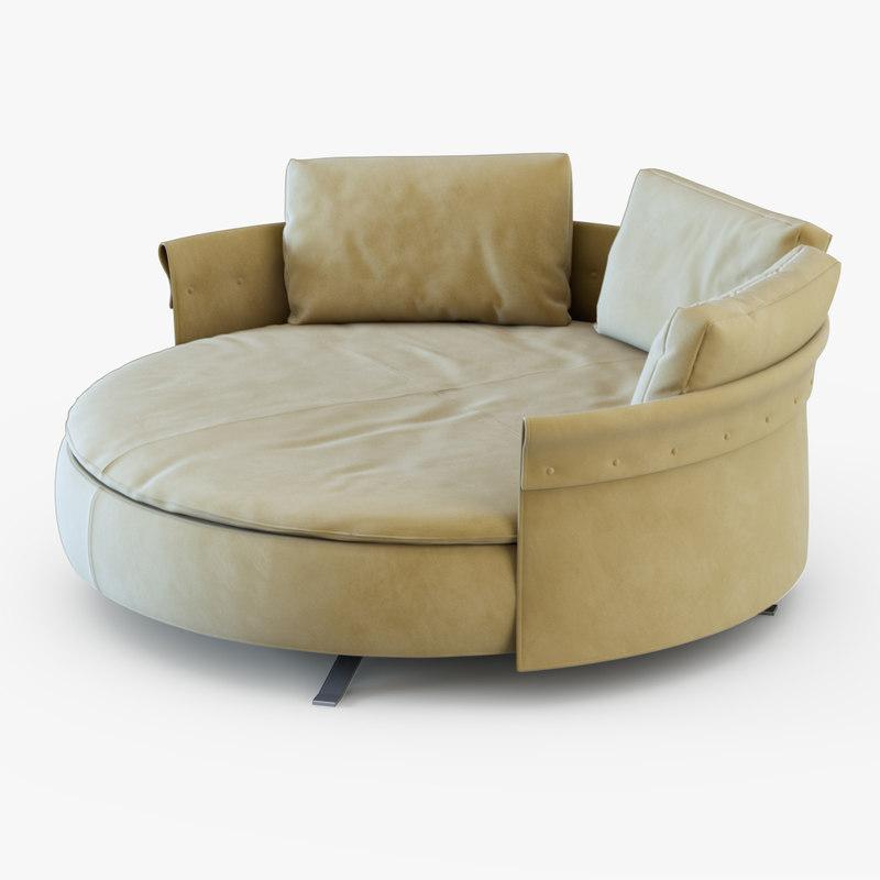 obj sofa longhi