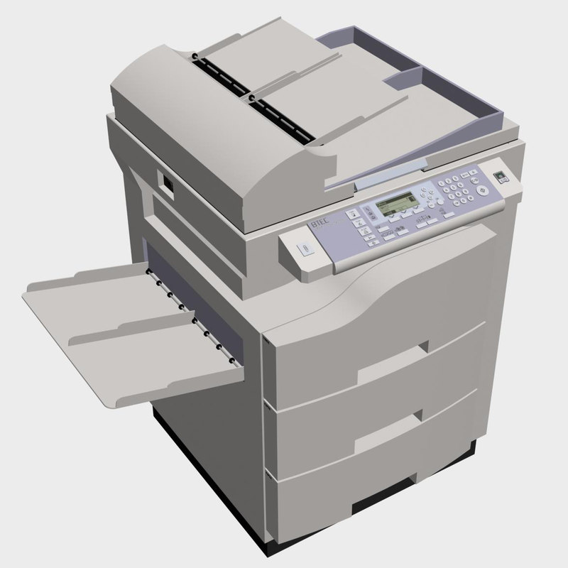 copy machine in