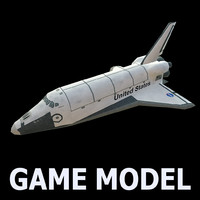 Space Shuttle Game Model