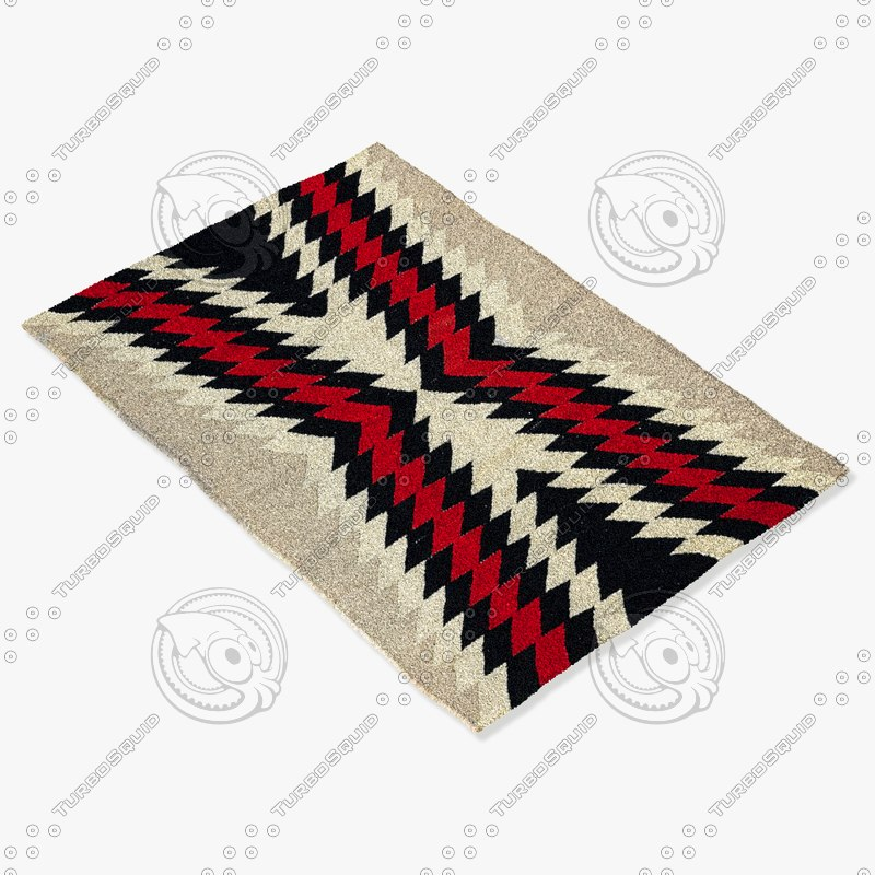 rug 3d 3ds