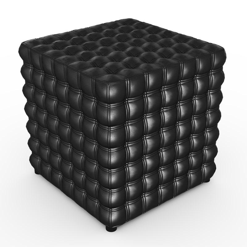 cube 3d max