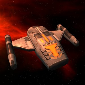 free 3ds mode droid spacefighter