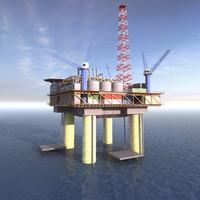 Sea OilRig