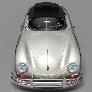 porsche 356a speedster car max