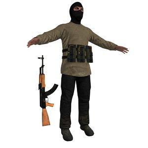 max terrorist man