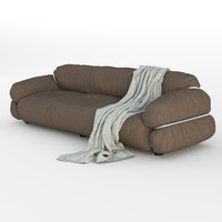 3d sesann sofa model
