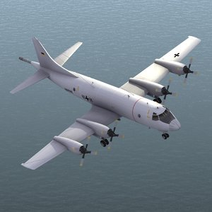 obj german navy p-3 orion