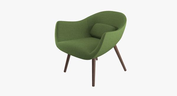 max mad armchair designed