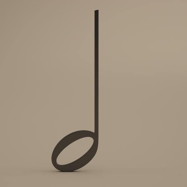 musical symbols modeled max