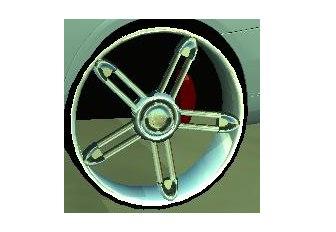 3d model of aiden rims fittipaldi tubolare