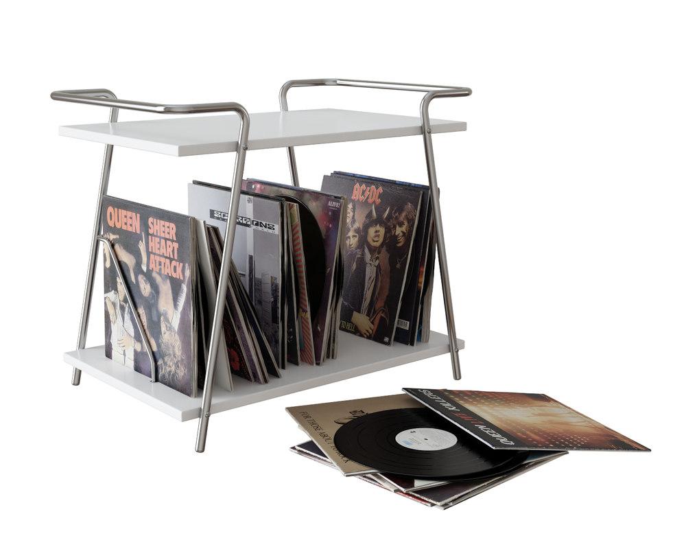 3d vinyl records