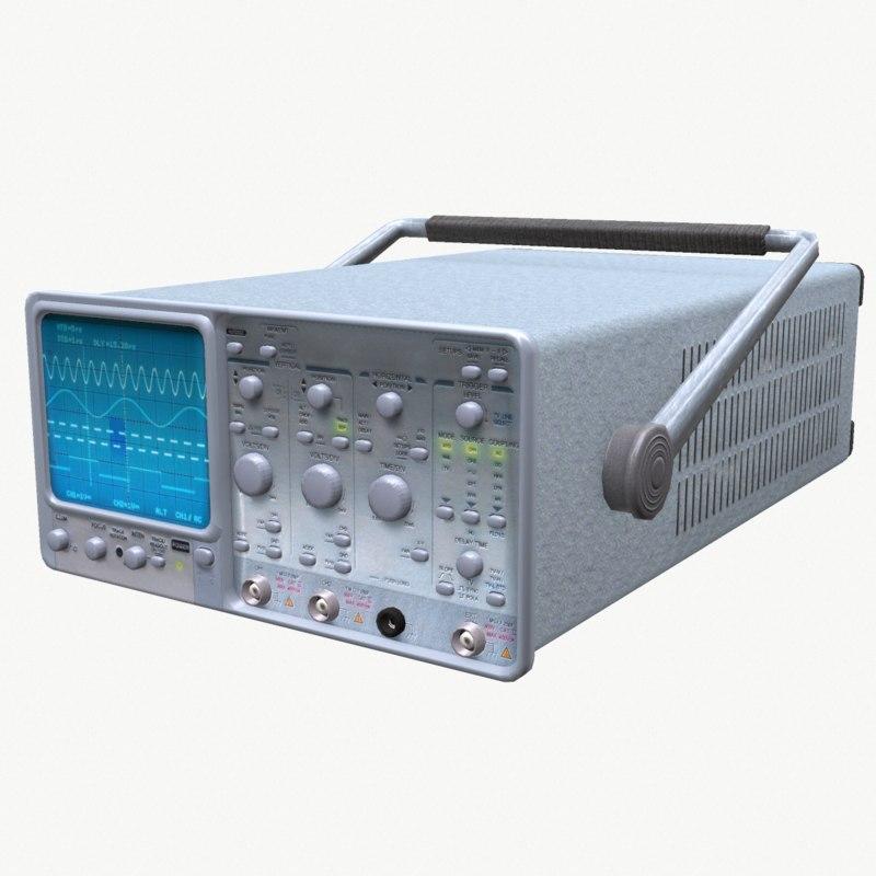 3d oscilloscope type 2