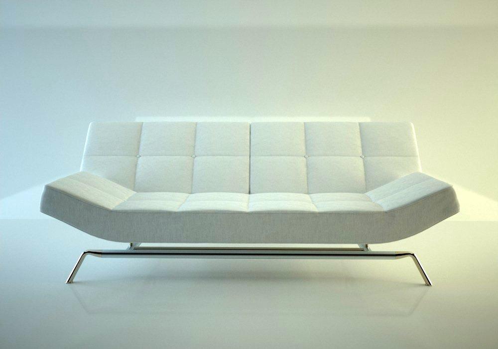 ligne roset smala sofa 3d max