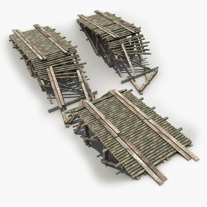 max wood wooden bridge