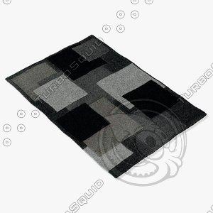 arte espina 644-67 black obj