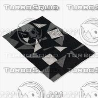 3d 3ds arte espina 3108-73 black