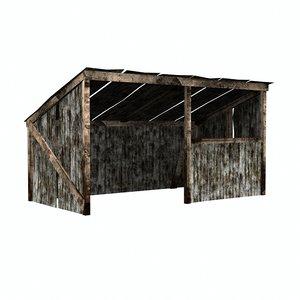 old shack lwo