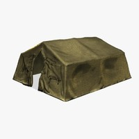 obj military tent