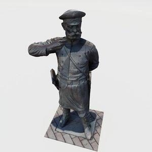 max statue russia