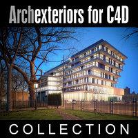 Archexteriors for c4d vol. 20