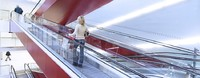 Travelators - moving Walks - Schlindler 9500 model