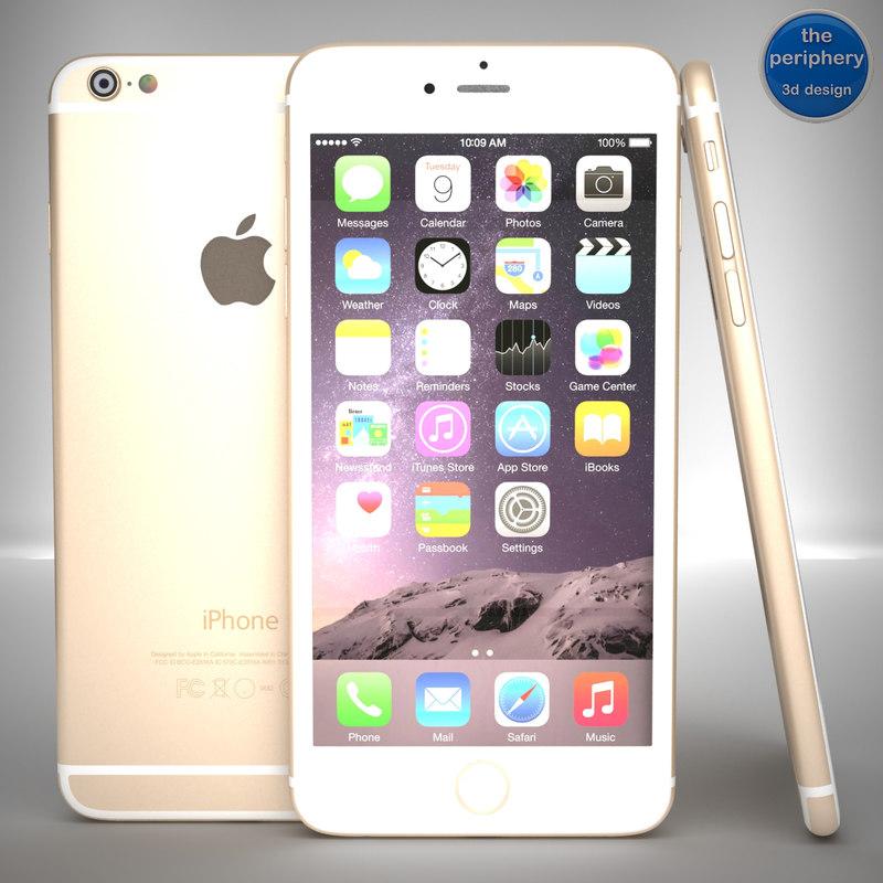 apple iphone 6 gold max