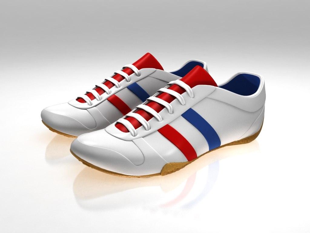 3d model classic trainers