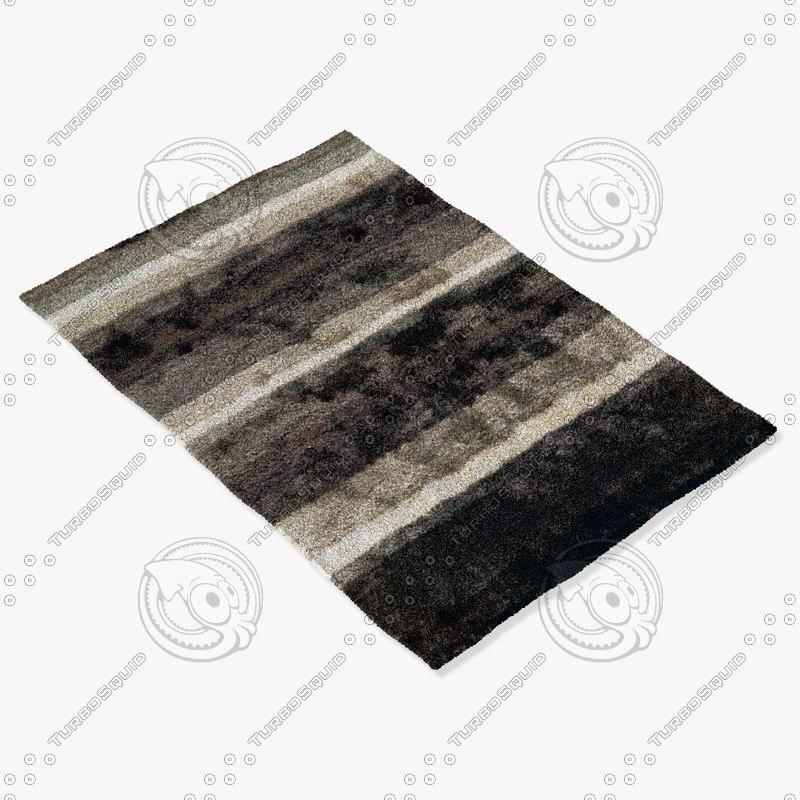 3d model arte espina 8111-65 black