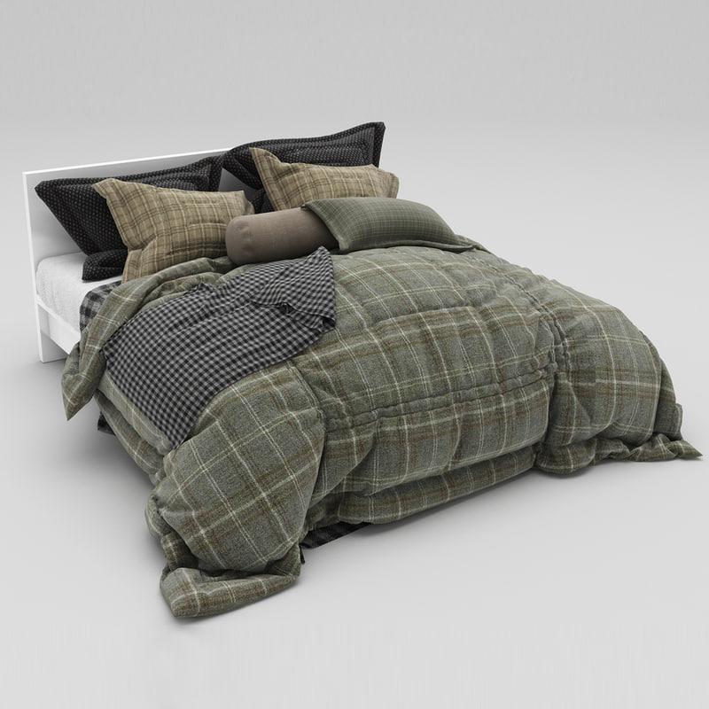 3d bed 35