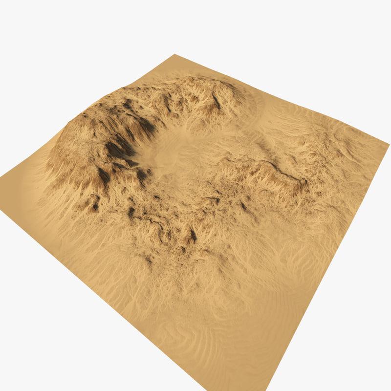 terrain ready 3d max