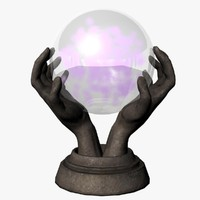 Ancient Crystal Ball