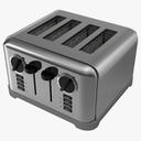 toaster 3D models