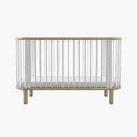 Baby Cot Bed - Flexa