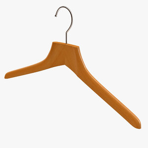 max hanger modeled