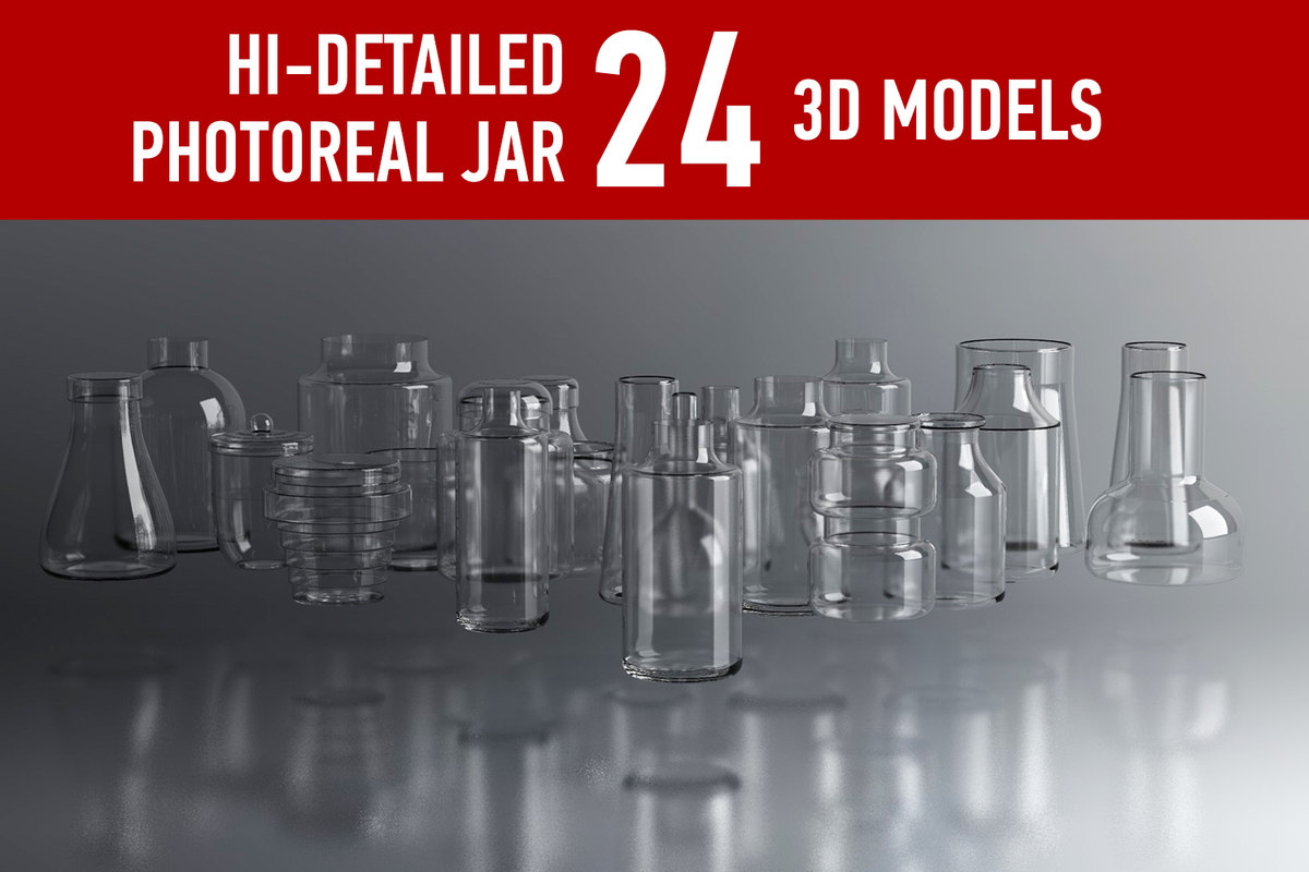 editable jars 3ds