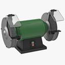 bench grinder 3D models