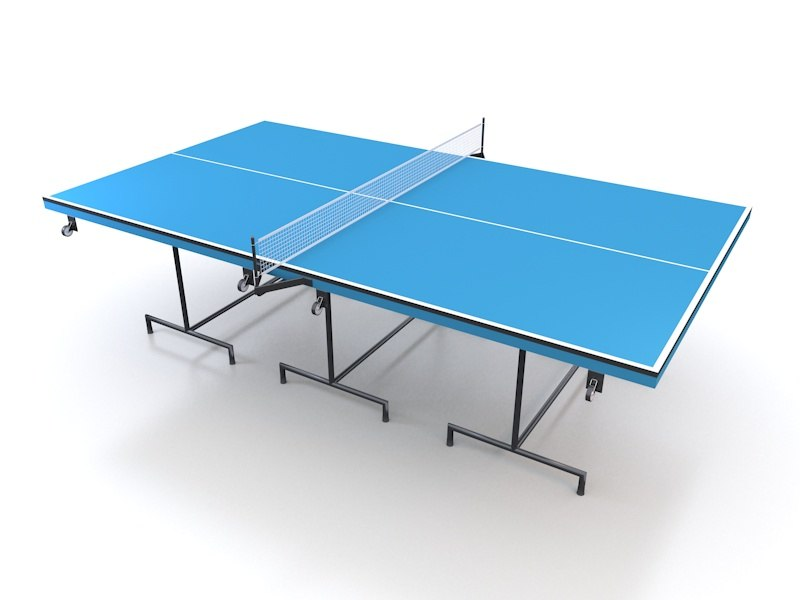 max table tennis