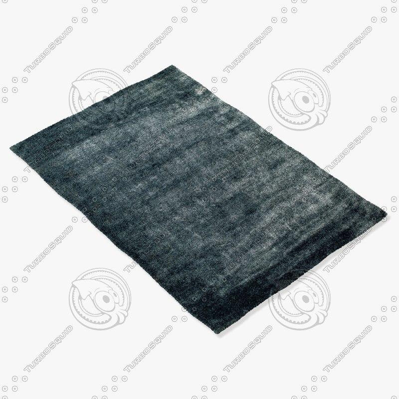 3d 3ds boconcept plaza rug 106071007730