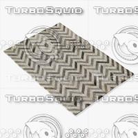 boconcept amada rug 106071007870 3d model