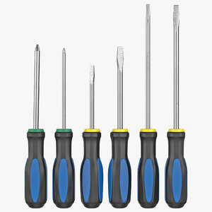6 piece screwdriver set max