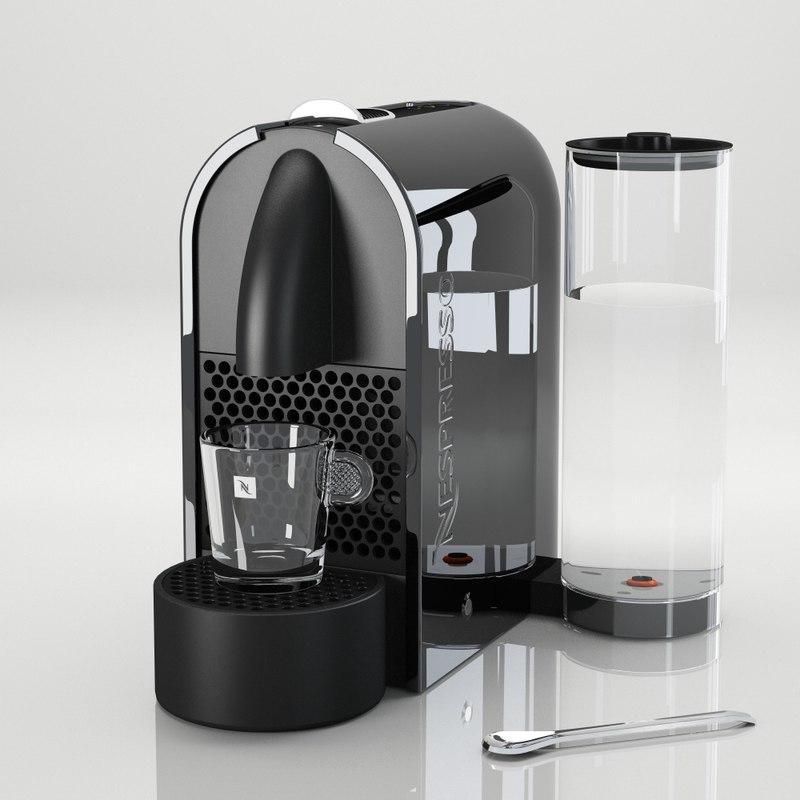 - complete nespresso u dxf