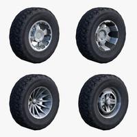 set wheels atv 3ds