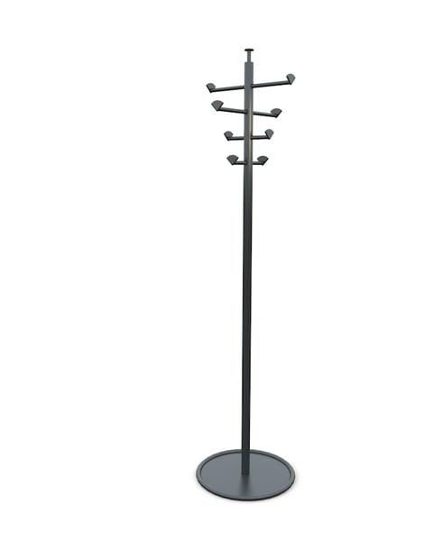 3d model of hanger
