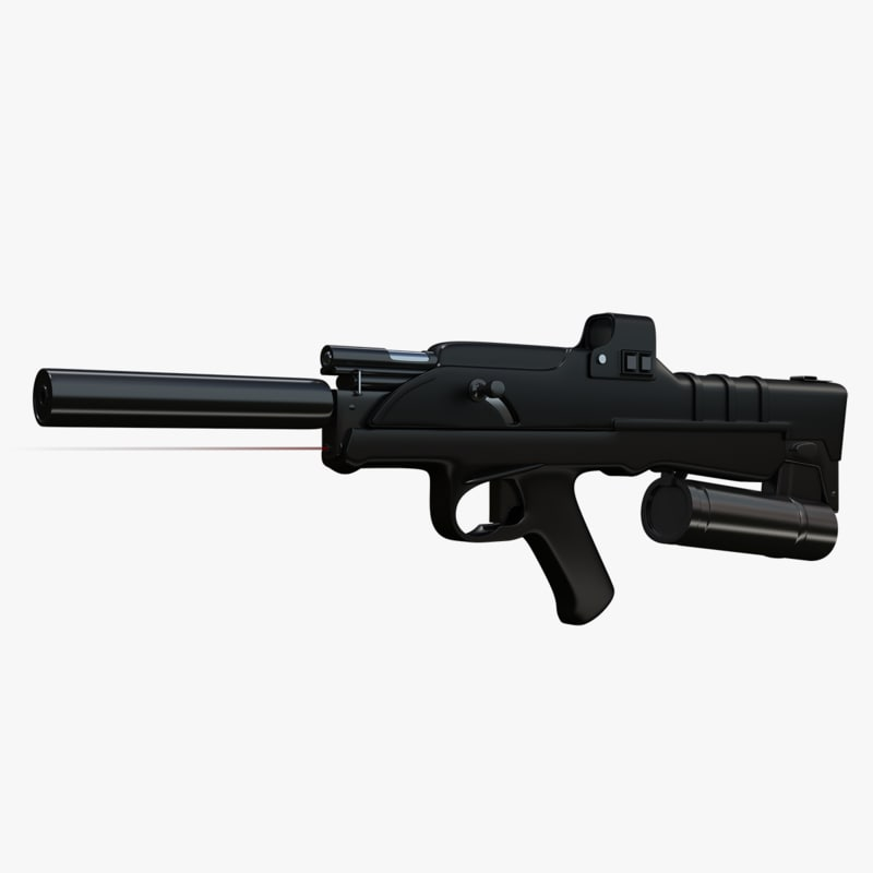 free max model tkb-022pm assault rifle korobov