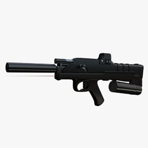 free max model tkb-022pm assault rifle korobov
