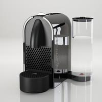 3ds nespresso u machine