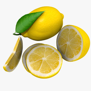 3dsmax lemon mix