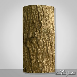 tree bark 3d 3ds