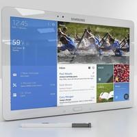 Samsung Galaxy Tab Pro 12.2 White