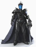 ice king 3d model